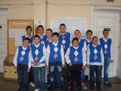 Нашите униформи - СУ Христо Ботев - Кочериново